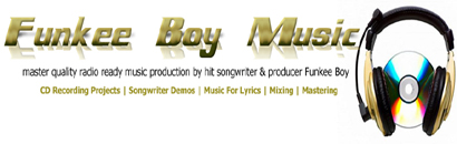 songwriter demo service demo studio lyricist recording